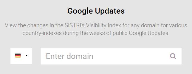 Vérification de la mise à jour Google gratuite