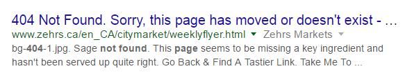 Page d'erreur 404 avec le mauvais code de statut HTTP – «200» au lieu de «404»