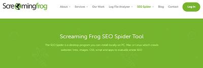 ScreamingFrog SEO Spider