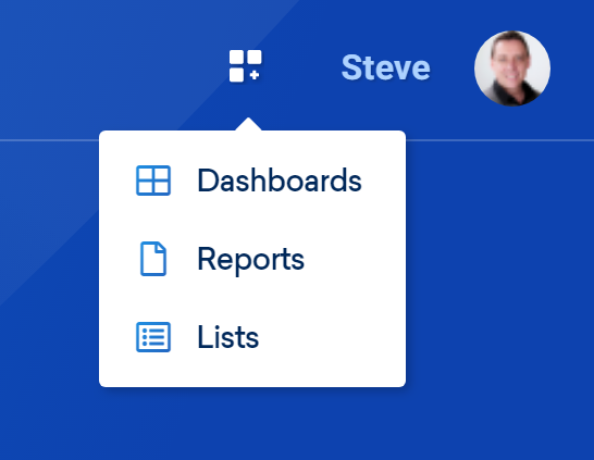 Where to find lists in the SISTRIX Toolbox
