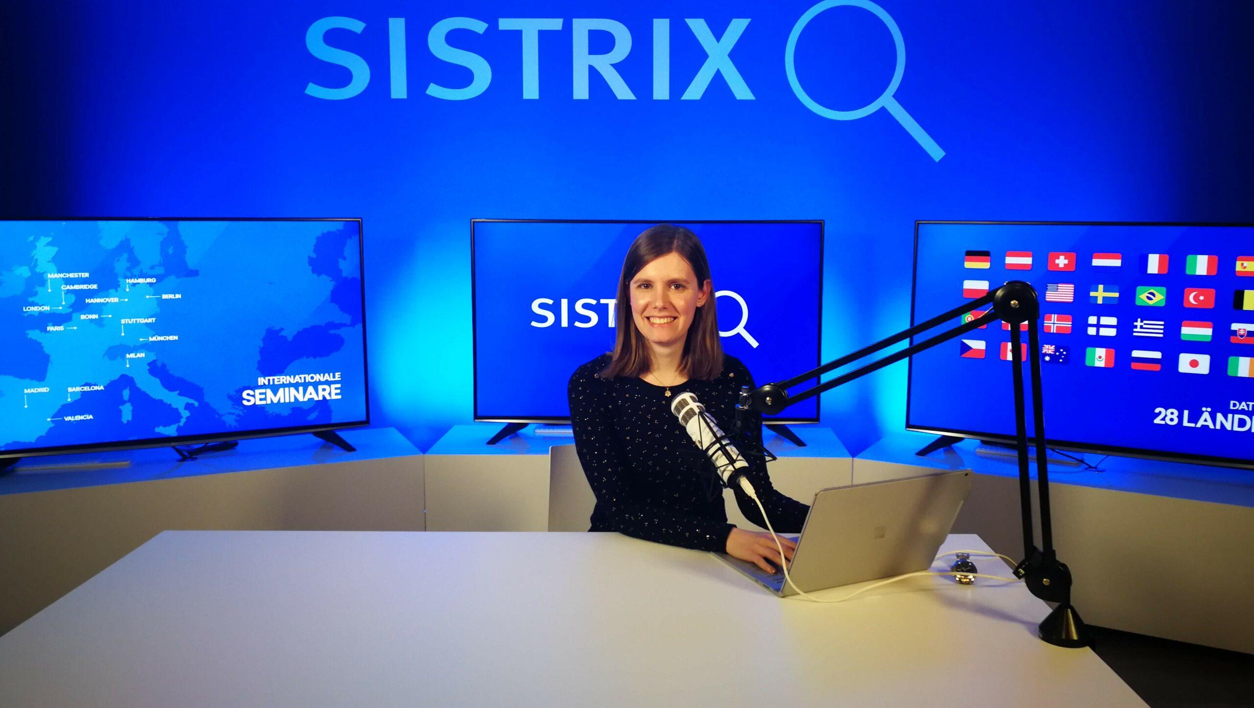 SISTRIX TV studio