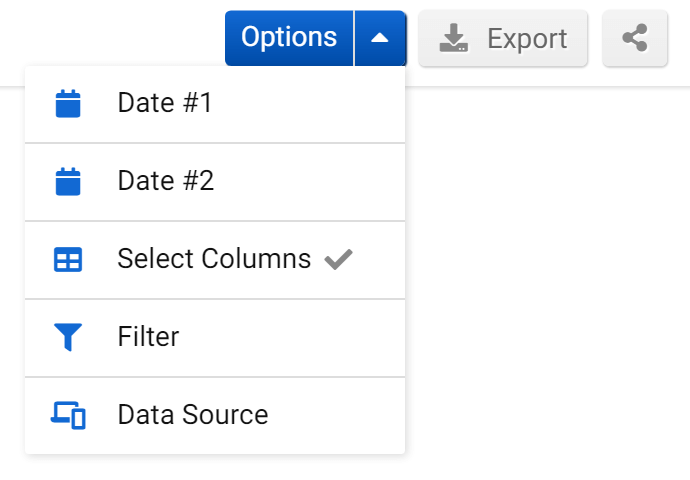 Options for Ranking Changes