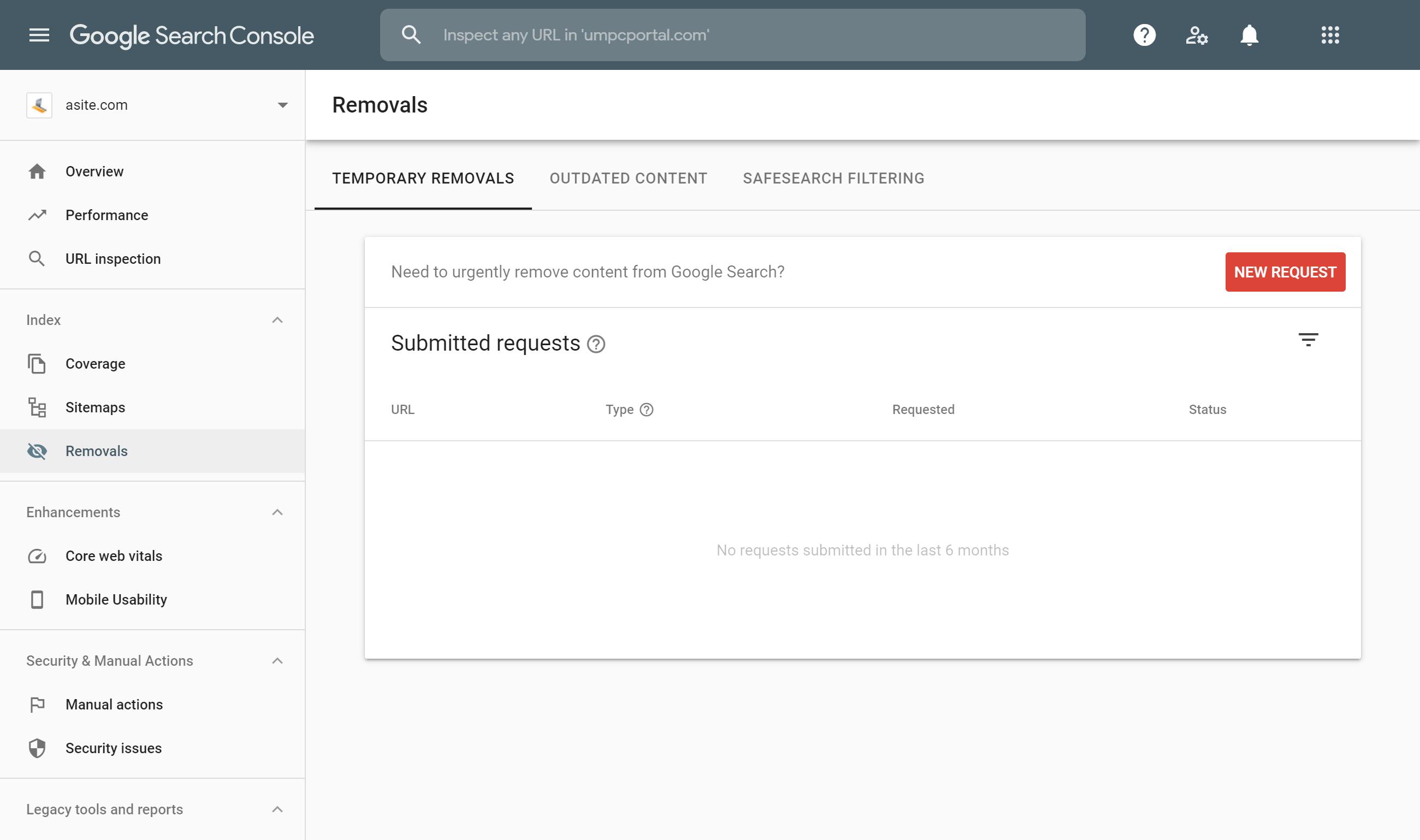Google Search Console image