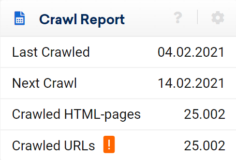 Crawl-Data